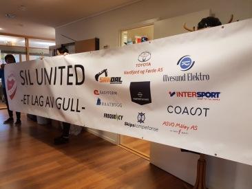 Banner til SIL UNITED